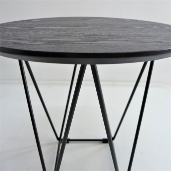 BLACK END TABLE - FRM2095-B6