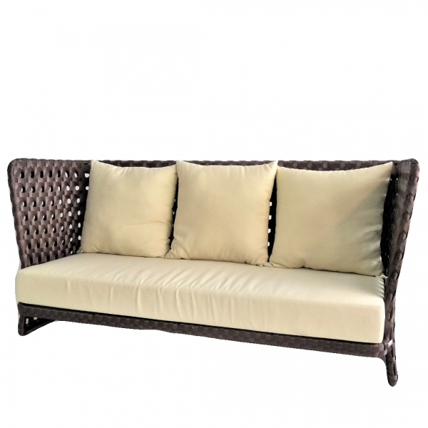 3 SEATER OUTDOOR SOFA - FRM80331