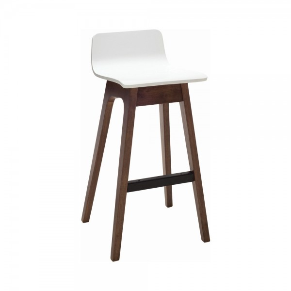 SOLID WOOD BAR CHAIR - FRM10351