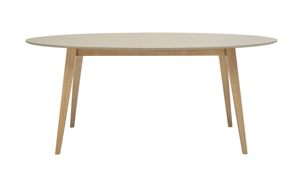 PLATON OVAL DINING TABLE - FRM51142