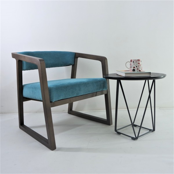 BLACK END TABLE - FRM2095-B5