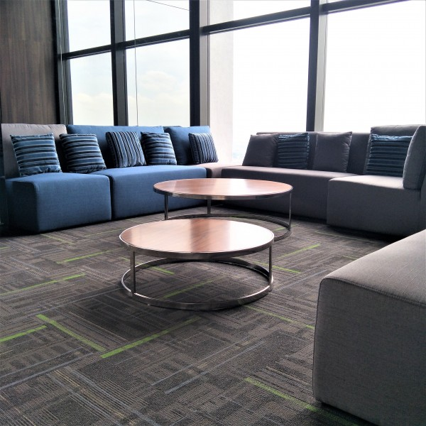 ROUND COFFEE TABLE - FRM30655