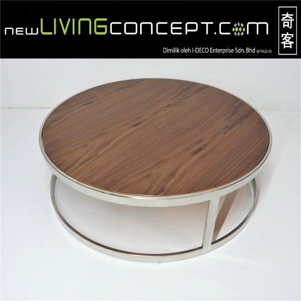 ROUND COFFEE TABLE - FRM30651
