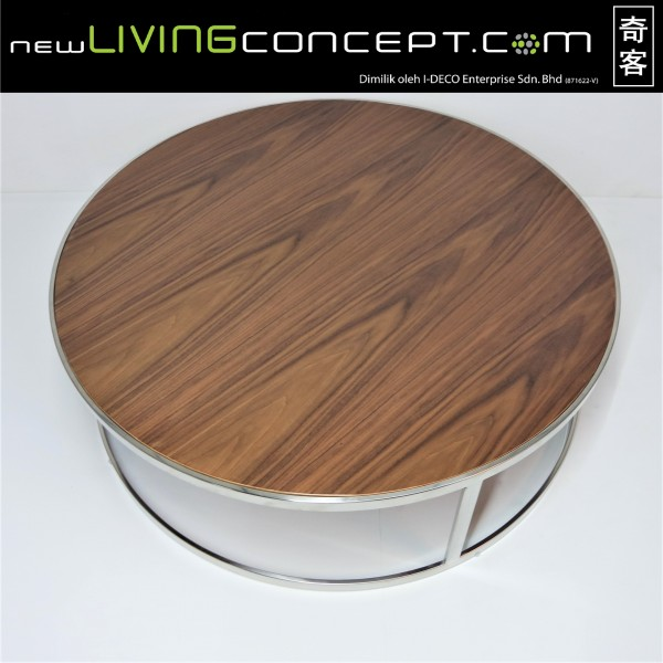 SOLID WOOD COFFEE TABLE - FRM30671