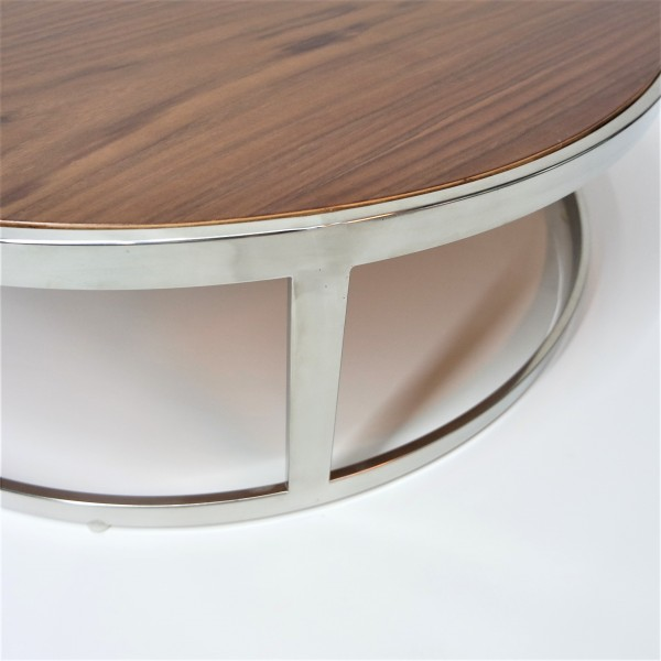 ROUND COFFEE TABLE - FRM30653