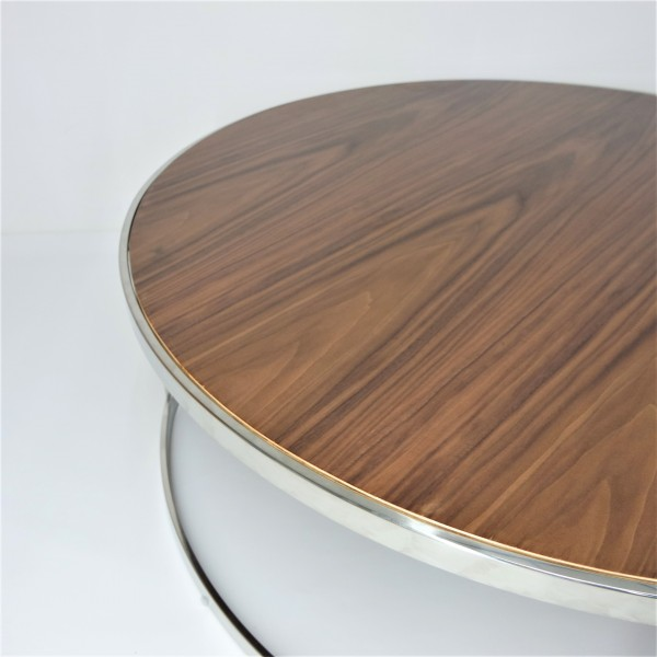 SOLID WOOD COFFEE TABLE - FRM30673