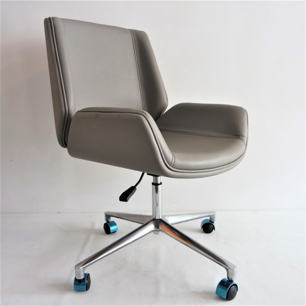 PU OFFICE CHAIR - FRM9027-PC2