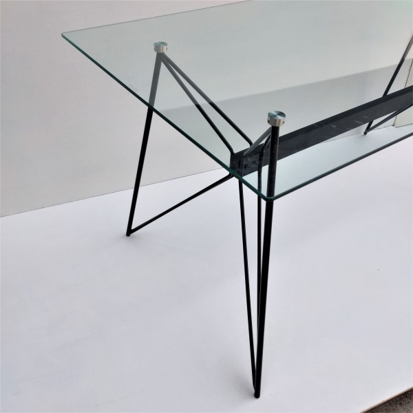 FRM5184 GLASS DINING TABLE6