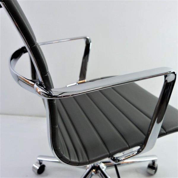 MICRO FIBER LEATHER OFFICE CHAIR  FRM9506-LG6