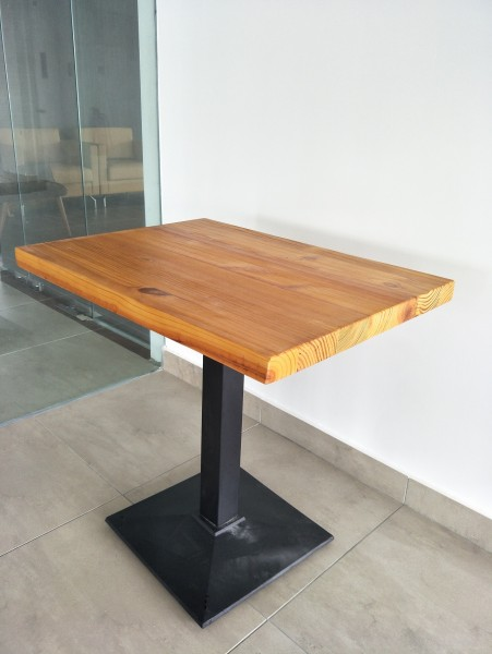 PINE WOOD RECTANGLE TABLE - FRM5124A3