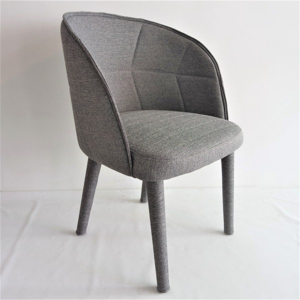 ELLORA LOUNGE CHAIR - FRM7168-FG1