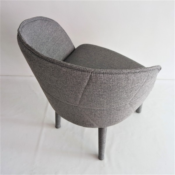 ELLORA LOUNGE CHAIR - FRM7168-FG3