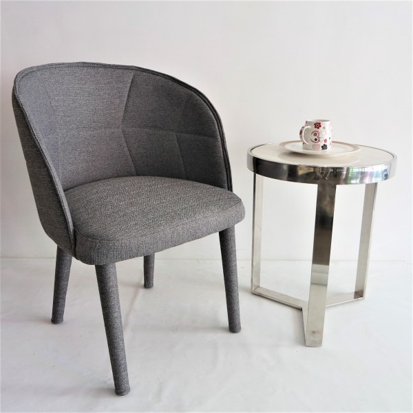 MARBLE TOP SIDE TABLE - FRM2096-S5