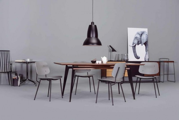 2M RECTANGLE DINING TABLE - FRM50835